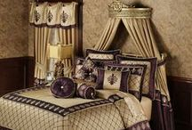 Empire Collection / Your home will be awash in luxury with the majestic Empire Collection. These exclusive designs from Touch of Class(R) feature fleur-de-lis motifs and rich, regal hues.  / by Touch of Class