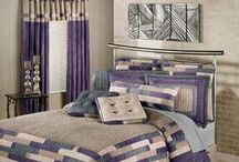 Elements Collection / Style and comfort converge in the Elements Collection. Designed by Touch of Class(R), these faux suede ensembles feature fashionable color palettes that will refresh the look of your bedroom. / by Touch of Class