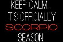 Scorpios / Being Scorpio