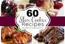 Food {slow cooker and/or freezer meals}