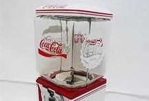 Coca cola / by Custom Gumball Machines