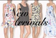 NEW ARRIVALS / JUST IN!
