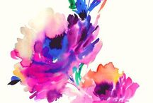 watercolor / by Courtney Beesley