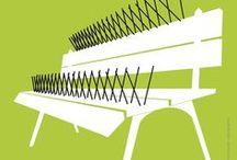 Przestrzeń wspólna – przestrzeń niczyja? / The common space - no one's space? / 15. edycja konkursu Galerii Plakatu AMS, temat: głos w dyskusji na temat przestrzeni publicznej (2014) / 15th edition of the AMS Poster Gallery competition, theme: the voice in the discussion on public space (2014)