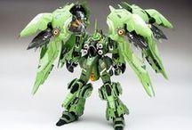 Gundam / Japanese robots