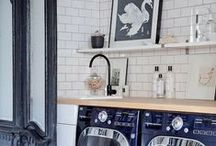 LAUNDRY / Ideas for laundry rooms.
