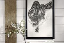 Equestrian Decor / Equestrian decor ideas for equestrians and horse lovers.
