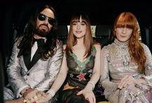 Met Gala 2016 / Celebrities in Gucci on the Met Gala Red Carpet. / by gucci