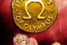 PJO & HoO / Percy Jackson and the Olympians and Heroes of Olympus