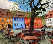 Sighisoara - Romania WOW / In the heart of Transylvania, one of the most colourful city of Romania and Eastern Europe is waiting for you to explre it. Why don't you come over?