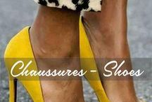 Chaussures / Shoes / Tendances chaussures