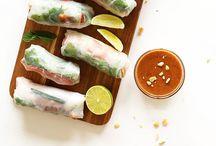 Recetas saludables / Healthy recipes / Recetas sanas, raw, vegetarianas o veganas