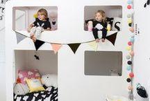 K I D S   S L E E P / Things I'd love to do in the kids bedrooms