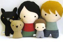 Muñecos / Toys