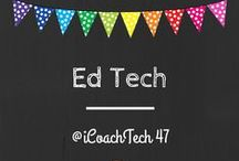 Ed Tech / by Jillian 'Campioni' Pearce