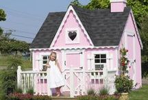 Playhouses for Kids / Awesome Play Houses for Kids / by Sweet Retreat Kids