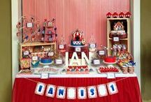 Party Ideas - Circus Carnival