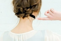 pin up / your everyday style for hair / by Ashley Summerfield