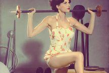Get Fit / by Lindsey Stronach