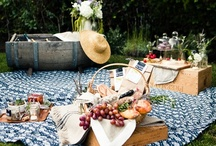 Picnic Baskets ... Oh How I ♥ Summertime