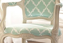 Furniture I'm Making :) / Shabby Chic White Furniture, maybe a little baby pink and robin's egg blue ;)