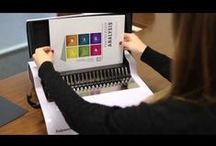 In a Bind / Find the right binding machine for your every day needs, whether for a home project or for the office.