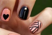 Nail art,hair and make-up :) / by Galini Boukouvala