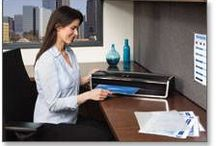 Lamination Made Easy / Fellowes can meet all of your laminating needs. From those special work presentations, to the craft table, there we have a laminator that will get the job done.  / by Fellowes, Inc.