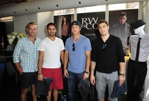RW&CO @ The IT LOUNGE 2012 / Check out all the fun we had with our celebrity fans during the Toronto International Film Festival!