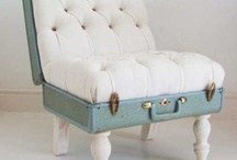 Repurposed or upcycled Furniture and Decor / Repurposed or upcycled Furniture and Decor DIY