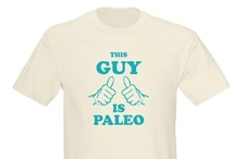 Paleo T-Shirts / Some of the best paleo-themed t-shirts I could find on the inter-webs! / by BakerGal at bakergal.com