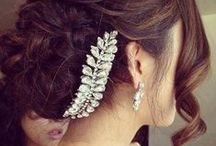 #Hair And Styles# / #cute #easy #attractive # / by Kalpna Dave