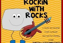 Rocks and Soil / by Julie Miller