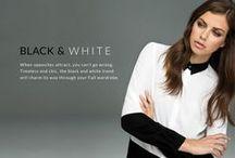 Black & White / by RW&CO.
