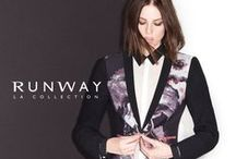Runway La Collection / A runway-worthy capsule collection uniquely created by RW&CO.
