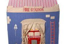 Indoor Playhouses for Kids / by Sweet Retreat Kids