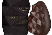 Chocoholics ahoy! / For the love of chocolate!