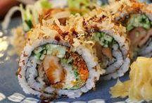 Asian food / by Jaleesa Vos-Lunes