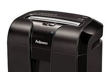 Fellowes Shredders On Amazon / Shredders that are available to purchase on Amazon.com / by Fellowes, Inc.