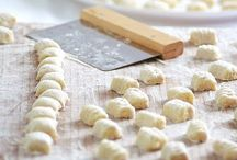Recetas / Recipes / Recetas de potajes, platos principales, salsas y salados