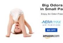 AermaMax Baby Air Purifiers / Air purifiers that are perfect for you baby's room. Keep the air clean and smelling fresh with these quiet, AeraMax Air Purifiers.