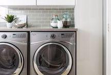 Laundry Room by Jo Alcorn