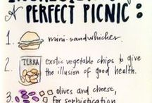 Pimp my picnic / The best picnic food and ideas to make your picnic a memorable event.