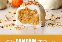 Pumpkin Spice / Pumpkin spice and everything nice. The ultimate round up of spiced comfort foods.