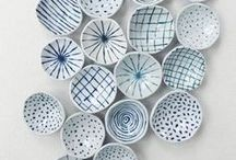 C E R A M I C S / Various interesting and beautiful ceramic painting ideas to try