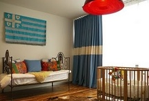 Creative Children's Rooms / by The Bright Bold Bohemians {Chrystal}