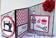 Sewing Cards / by Ann Marie Robalik
