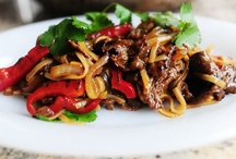 Asian Invasion / Asian-inspired food - Indian, Korean, Vietnamese, Thai, Chinese...yummm. / by Suzy Stanford