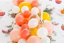 Party Ideas / Tons of party ideas, including creative party decorations, party games, and party food for a birthday party, baby shower, kids party, bridal shower, anniversary, and more!