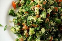 Food: Salad / Awesome salad recipes to make.